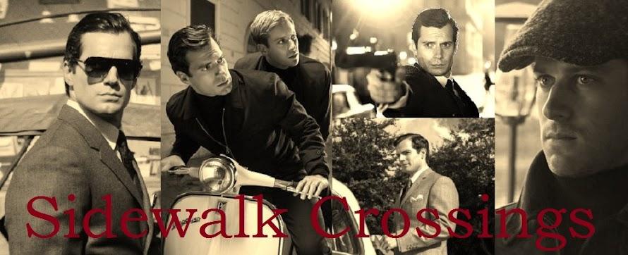 Sidewalk Crossings